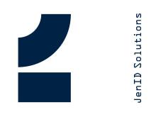 JenID Solutions Logo