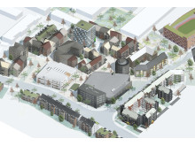 Selma stad - ca 100 bostadsrättslägenheter - nyproduktion
