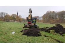 Provgropsgrävning