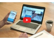 Uppdatera din behörighet digitalt