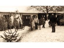 Julemarked i Købmandsgården Presse