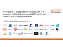 ADAS IIR - insurer supporters