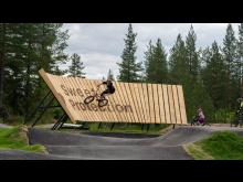 Norges største pumptrack
