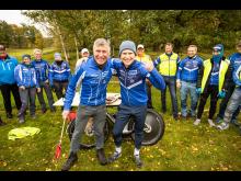 Ny norgesrekord på 200km temposykling