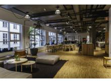 BSK ARKITEKTER - KONTOR, STOCKHOLM - ett av nio projekt som tävlar om Svenska Ljuspriset
