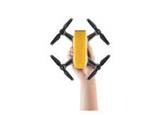 DJI Spark Sunrise Yellow - Handheld