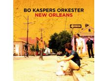 """Bo Kaspers Orkester - albumomslag """"New Orleans"""""""