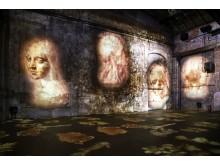 """Blick in die Ausstellung """"Leonardo da Vinci- Raffael- Michelangelo. Giganten der Renaissance"""" (5)"""