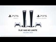 PS5 key art