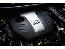 Nye i30 Turbo - motor