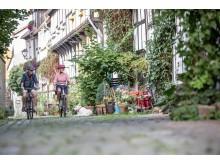 Altstadt Detmold ©Römer-Lippe-Route