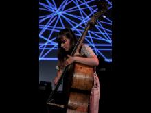 Ellen Andrea Wang og Jon Balke Nasjonal jazzscene Victoria 13.August.2020