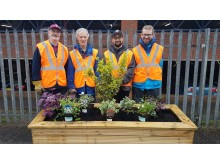 St Albans Garden Day - Planters looking good
