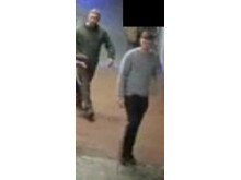 CCTV images of individuals officers would like to speak to in relation to an affray in Milton Keynes