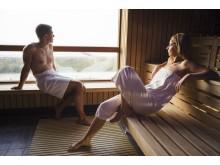 Wellness & Erholung | Sauna mit Ostseeblick