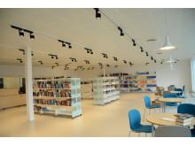 Biblioteket på Bråtejordet sjole