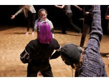 KOREOGRAFIN/ Johanssons Pelargoner och Dans