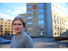 Gabrielle Legrand Gjerdset, styreleder 2017