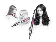 Dyson Airwrap Haarstyler: Coanda-Effekt/Technologie