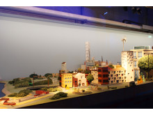 Modellbild: Den hållbara staden