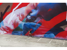 TelmoMiel - No Limit Street Art Borås