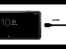 Xperia PRO HDMI