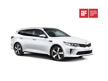 2017 iF Design Award - Kia Optima Sportswagon
