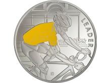 Tour de France - gul sykkeltrøye