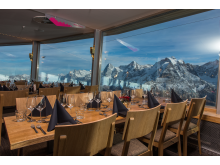 360°-Restaurant Piz Gloria