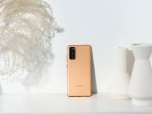 Galaxy S20 FE_Cloud Orange