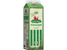 Ekologisk mellanmjölk