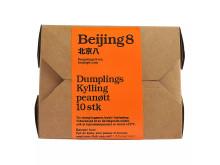Kylling Peanott Dumpling