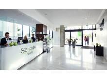 CHI and Sercotel Partnership