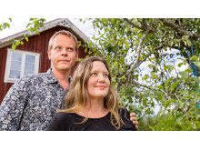Ola Rosling and Anna Rosling Rönnlund