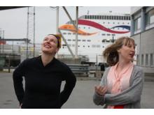 Karin Matz & Helen Runting