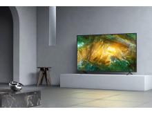 BRAVIA_65XH80_4K HDR TV_Lifestyle_01