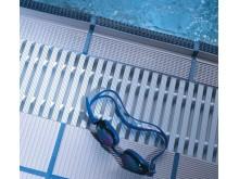 Mapei - ledende på svømmebasseng