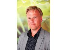 Arla och SOK i fortsatt samarbete. Bild på Mats Hedlund, Arla Foods.