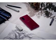 Xperia 5 Red (6)