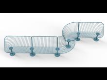Korg furniture system, design Thomas Bernstrand.