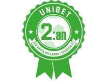 Unibet 2:an
