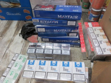 Op Scary - Cigarettes seized by HMRC 2