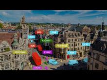 System som skal forutse trafikkulykker AI kunstig intelligens tilkoblede biler