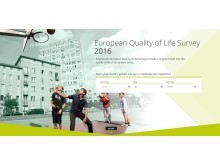 European Quality of Life Survey 2016 Interactive page