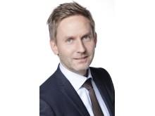 Øyvind Moen, adm. direktør i Veidekke Eiendom.