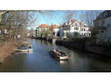 Bootstour entlang des Elstermühlgrabens - Große Entdeckertour