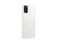 Samsung Galaxy A02s_White_Back_R30