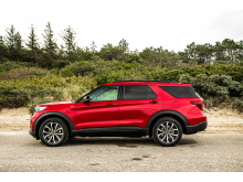 Ford Explorer Plug-in Hybrid.