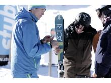 Mit Tipps vom Profi zum passenden Ski.