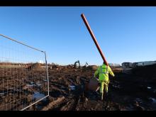 Anläggningsarbetare, Rydebäck